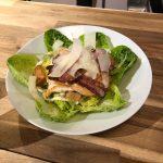 A Caesar Salad